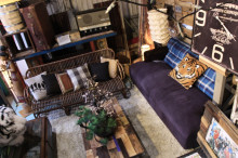 カリフォルニアスタイルの家具