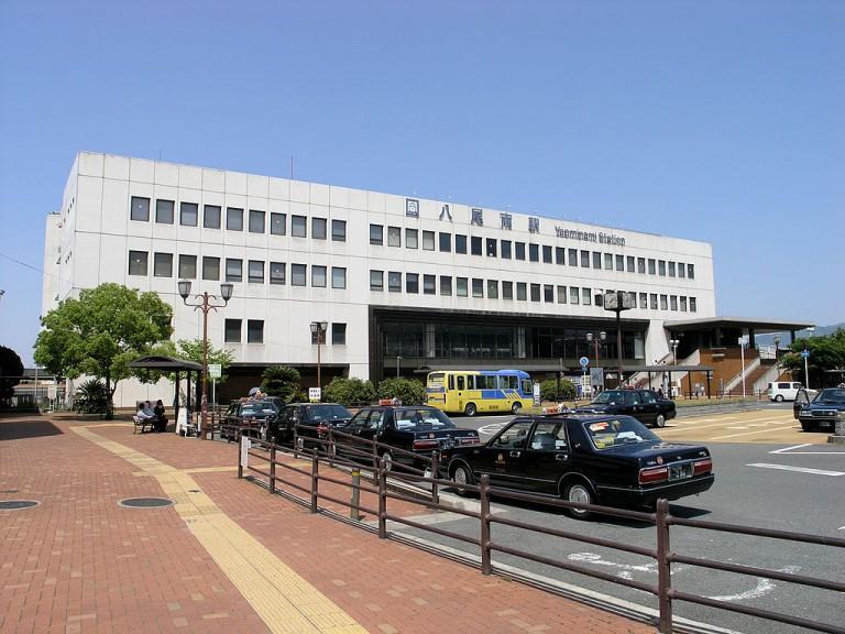 大阪市営地下鉄八尾南駅