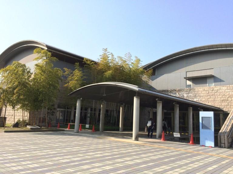 八尾総合体育館ウイング