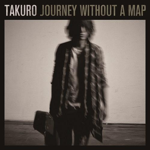 TAKURO4ソロアルバムジャケット