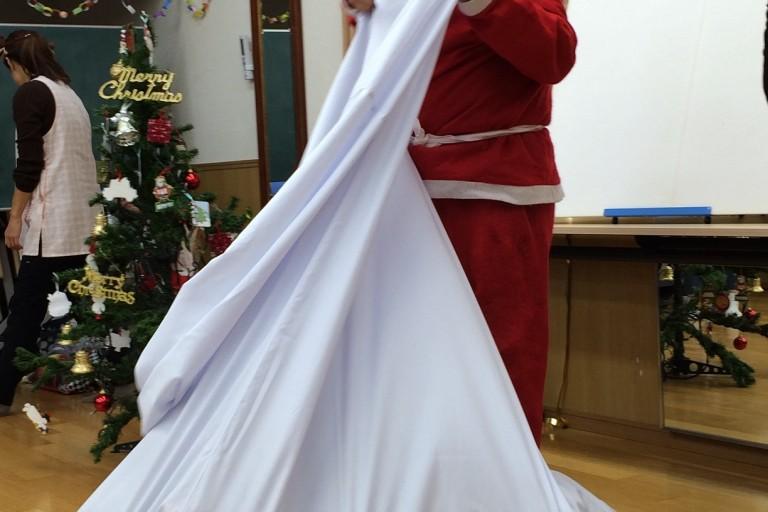 はとぽっぽ用和クリスマス会
