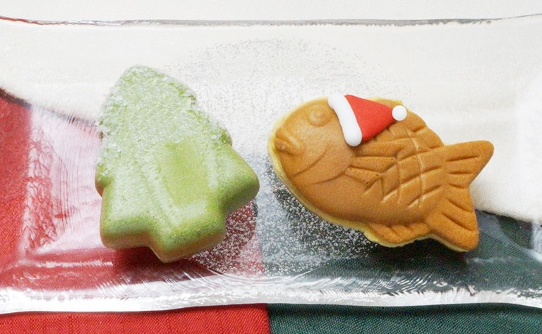 桃林堂クリスマスお菓子