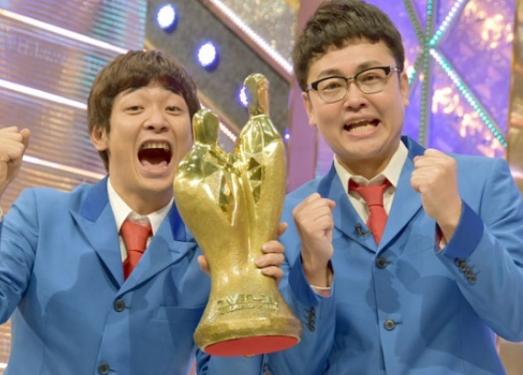M-1優勝銀シャリ