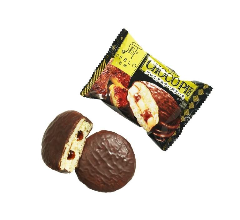 チョコパイコラボ