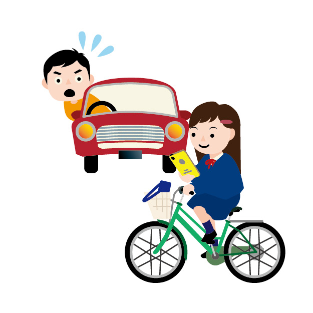 自転車マナー
