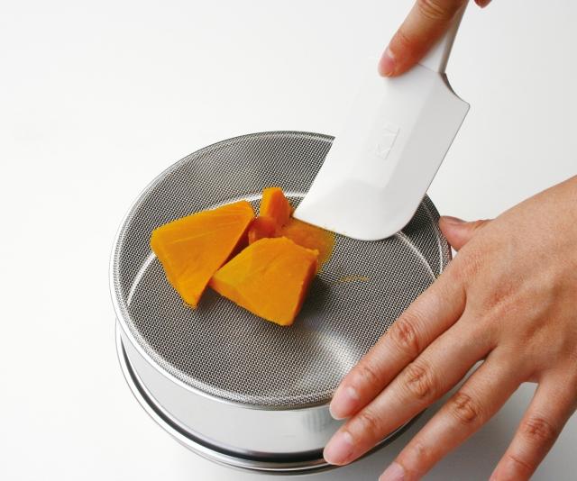 離乳食作り