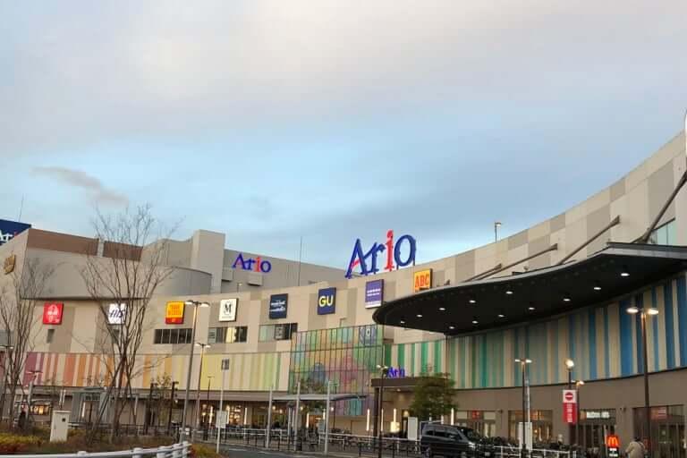 【八尾市】速報!超改装中のアリオ八尾、3月1日には5つの店舗がオープンしますよ~♪